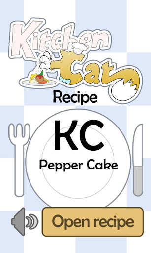 KC Pepper Cake