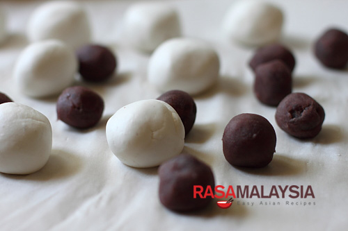 Red Bean Dumplings Recipe (红豆汤圆) Recipe   Yummly