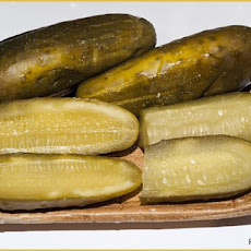 Shlomo's Kosher Sour Pickles/Tomatoes by Sy