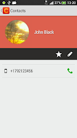 Screenshot of IP-Phone - cheap calls