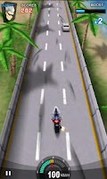 Screenshot of Racing Moto