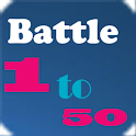 Battle 1to50 icon