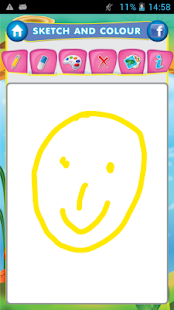 Kids Draw-Color Hygiene Story - screenshot