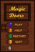 Screenshot of Magic Doors