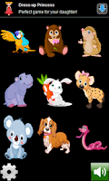 Screenshot of Animals World for kids