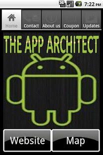 The App Architect - screenshot
