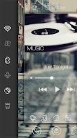 Screenshot of Love is back GO Locker Theme