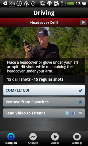【免費運動App】Golfplan with Paul Azinger-APP點子