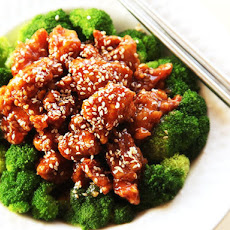 The Best Chinese Sesame Chicken