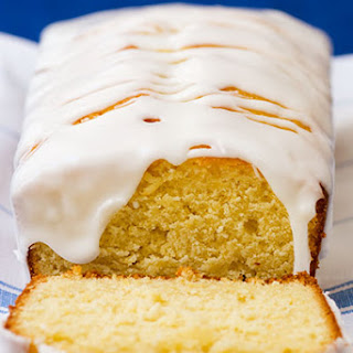 Lemon cake (From Barefoot Contessa Parties, courtesy of the Food Network)