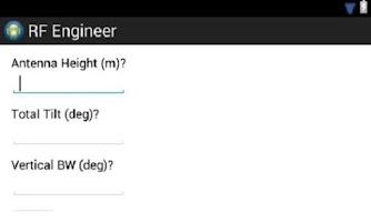 Screenshot of RF Engineer