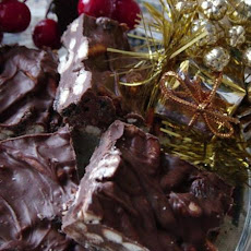 Aunt Pat's  Chocolate Butterscotch Candy