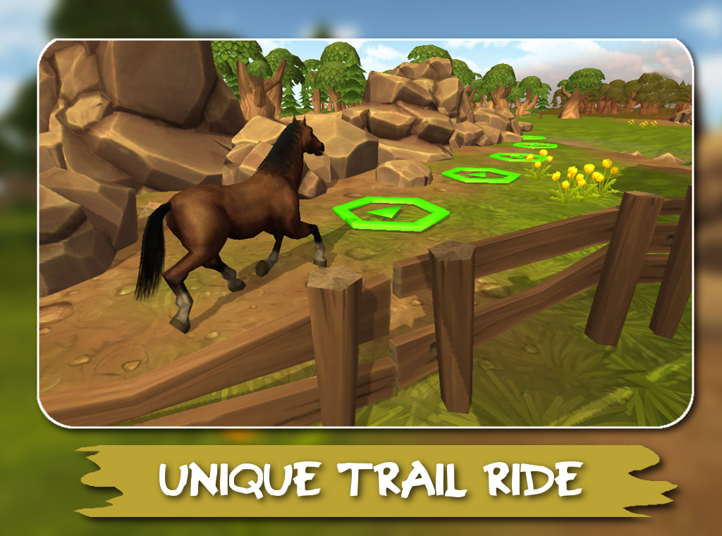 Horse Haven Adventure 3D Screenshot 5