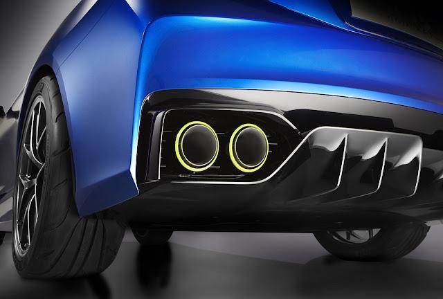Subaru-WRX-concept-exhaust