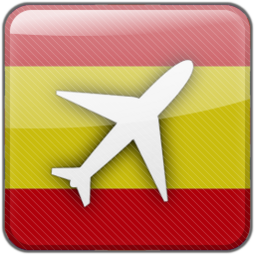 TalkPhone Spanish Travelling LOGO-APP點子