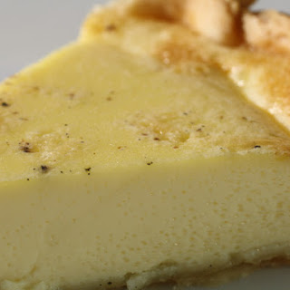 Sweet Vanilla Quiche