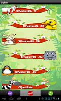 Screenshot of Panchatantra Stories