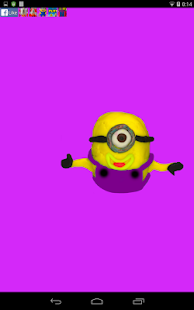ABC with Minion for Kids - screenshot