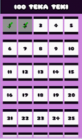 Screenshot of Kuis 100 Teka Teki Asah Otak