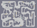 Thumbnail of the map 'Fragments in the tiles, with more Thwumpsedition.'