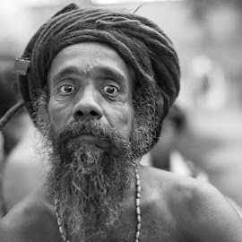 moment by Alex Ribowski - People Portraits of Men ( india, view, man, eyes,  )