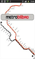 Screenshot of Metro Bilbao