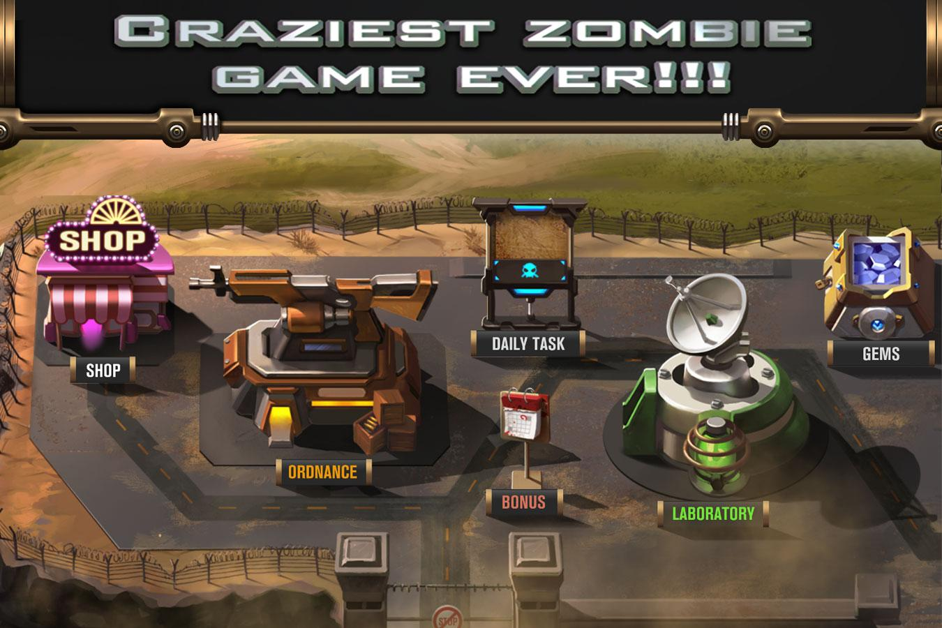 Zombie Storm Screenshot 6