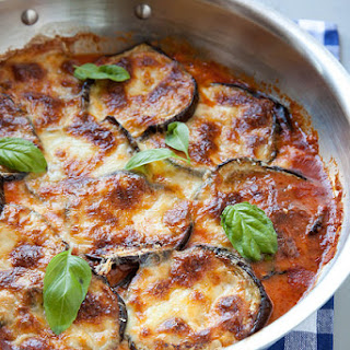 Eggplant Parmesan Without Eggs Recipes