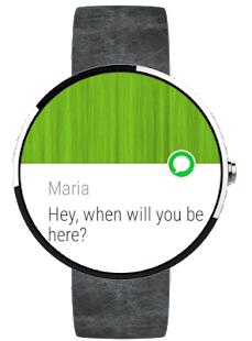 IntelliText - SMS for Wear - screenshot