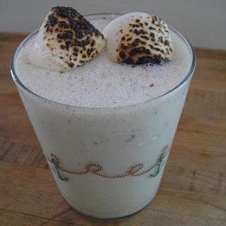 Toasted Marshmallow Shake