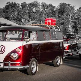 Groovy by Antal Ullmann - Transportation Automobiles