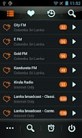 Screenshot of Sri Lanka Radio