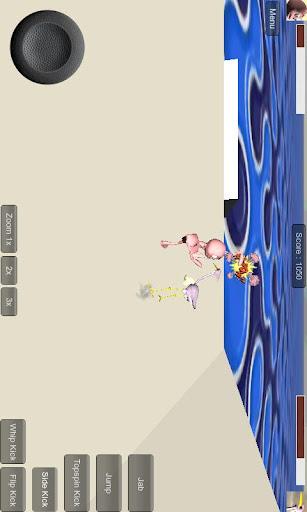 【免費街機App】Cartoon Karate 3D-APP點子