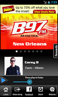 Screenshot of B97 | All the Hits from New Or