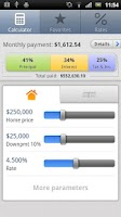 Screenshot of Mortgage Loan Calculator