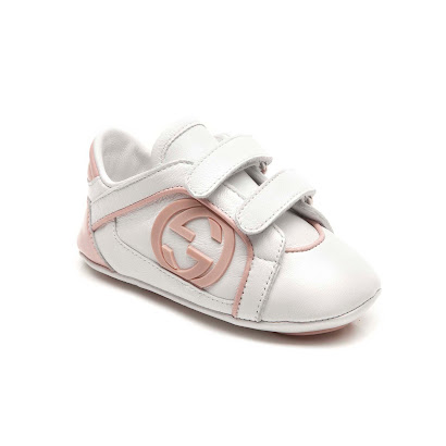 Gucci Double Strap Pram Trainer PRAM GIRL