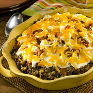 Mexican Casserole Hamburger Meat Recipes