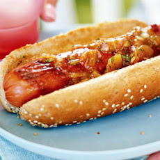 Barbecued Hot Dogs OAMC