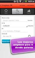 Screenshot of Empleos PR