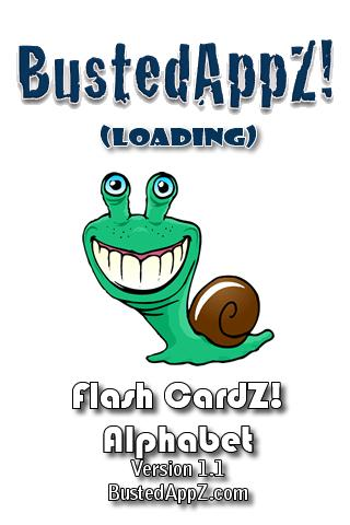 Flash CardZ - Alphabet