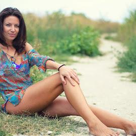 ili by Emil Georgiev - People Portraits of Women