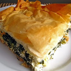 Spanakopita (Spinach and Cheese Pie)