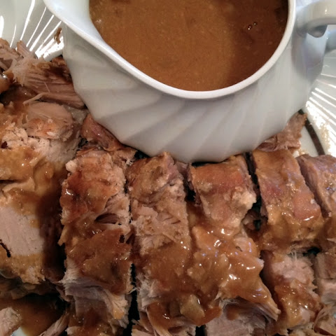 Slow Cooker Cola Pork Roast