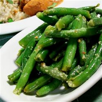 Indian Green Beans (Guferati)