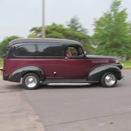 Its a car by Elizabeth Oliver - Transportation Automobiles