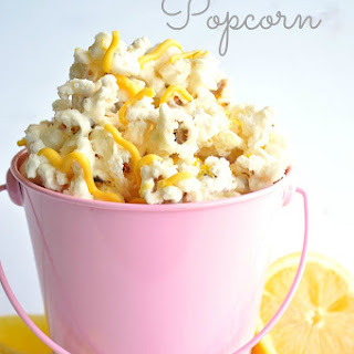 Lemon Pie Popcorn