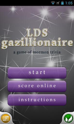 LDS Gazillionaire