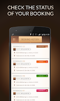 Screenshot of Taxi Booking App Book Taxi Cab
