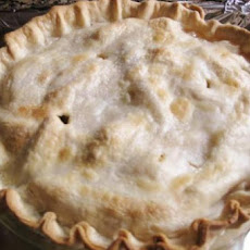 Scottish Apple Orange Marmalade Pie