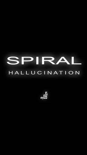 Spiral Hallucination